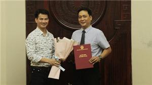 Nhà hát Kịch Việt Nam có tân Phó giám đốc