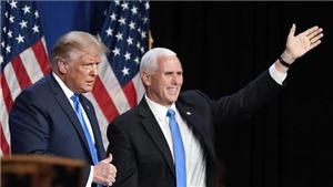 Đảng Cộng hòa chính thức đề cử ông Donald Trump ra tranh cử Tổng thống