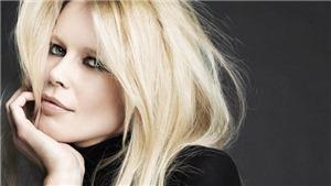 Siêu mẫu Claudia Schiffer: 'Nữ hoàng băng giá' của 3 thập kỷ
