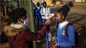 Châu Phi đã ghi nhận hơn 1,22 triệu ca nhiễm Covid-19