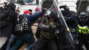 Cảnh sát Mỹ tăng cường lực lượng chống lại 'âm mưu xâm nhập Đồi Capitol'