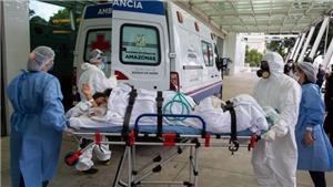Thế giới hơn 115 triệu ca mắc Covid-19, trong đó có 2,5 triệu người đã chết