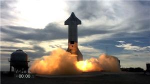 Tên lửa của SpaceX phát nổ ngay khi hạ cánh