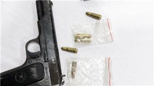 Vụ nổ súng tại Cần Thơ: Bắt đối tượng mang 2 khẩu súng đến hiện trường