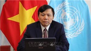 Việt Nam kêu gọi Myanmar chấm dứt bạo lực, hướng tới giải pháp thỏa đáng