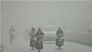 Từ ngày 1-6/3, không khí ở Đông Bắc Bộ, Đồng bằng sông Hồng, Thanh Hóa không tốt cho sức khỏe