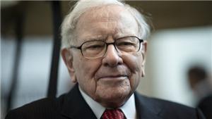 Giá trị tài sản ròng của tỷ phú Warren Buffett vượt ngưỡng 100 tỷ USD
