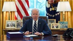 Tổng thống Mỹ ký ban hành luật cứu trợ Covid-19 trị giá 1,9 nghìn tỷ USD