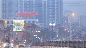 Hà Nội: Chất lượng không khí Chủ nhật xấu hơn thứ Bảy