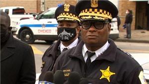Xả súng gây thương vong tại Chicago, Mỹ, nghi can chưa bị bắt