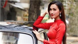 Hoa hậu chuyển giới Hoài Sa: Gian nan vượt lên số phận