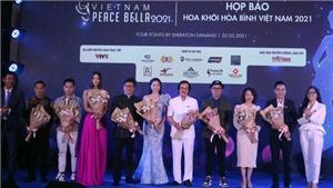 Khởi động cuộc thi 'Hoa khôi Hòa bình Việt Nam 2021'