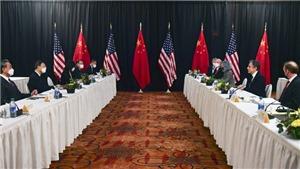 Hội đàm cấp cao Mỹ-Trung kết thúc không có tuyên bố chung
