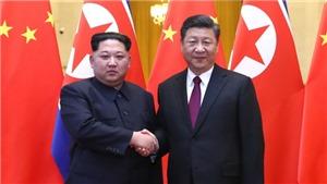 Triều Tiên, Trung Quốc khẳng định quan hệ hữu nghị song phương