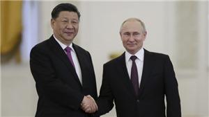 Nga-Trung củng cố động lực phát triển và phối hợp chiến lược