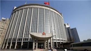 Trung Quốc trừng phạt các cá nhân và thực thể của Anh