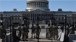 Lầu Năm Góc gia hạn hoạt động của lực lượng vệ binh bảo vệ Đồi Capitol