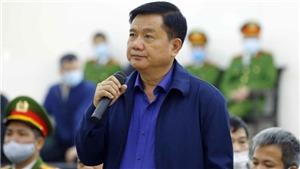Xét xử vụ Ethanol Phú Thọ: Bị cáo Đinh La Thăng bị đề nghị mức án 12 đến 13 năm tù