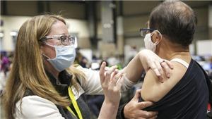 Mỹ tuyên bố sẽ thúc đẩy các chiến dịch tiêm vaccine phòng Covid-19 trên toàn cầu