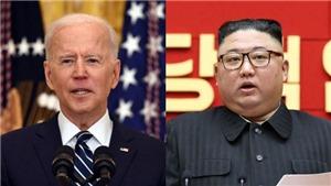 Tổng thống Mỹ Joe Biden không có ý định gặp nhà lãnh đạo Triều Tiên Kim Jong-un