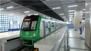 Bắt đầu bàn giao dự án đường sắt đô thị Cát Linh - Hà Đông cho Hà Nội