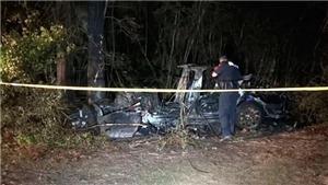 Tai nạn ô tô Tesla 'không có người lái' làm 2 người chết tại Mỹ