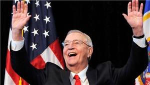 Cựu Phó Tổng thống Mỹ Walter Mondale qua đời