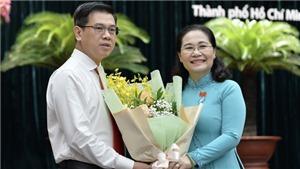 Ông Nguyễn Văn Dũng được bầu làm Phó Chủ tịch Hội đồng nhân dân TP HCM