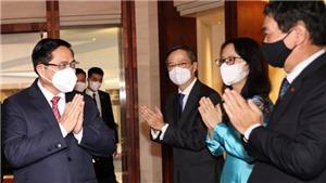 Thủ tướng Phạm Minh Chính đến Indonesia dự Hội nghị các Nhà Lãnh đạo ASEAN