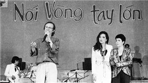 Mưa, nắng, đêm… trong Trịnh Công Sơn