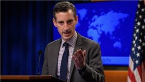 Mỹ đánh giá lợi ích chung với Trung Quốc trong vấn đề Iran