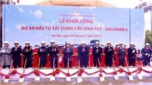 Vốn đầu tư phát triển Hà Nội tăng hơn 8%