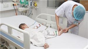 Bệnh tay chân miệng ở trẻ em gia tăng nhanh
