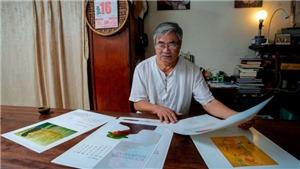 Nhà thơ Nguyễn Duy đọc thơ tặng mẹ của Trịnh Công Sơn