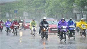 Từ ngày 10-18/4, các khu vực trong cả nước đều có mưa và dông