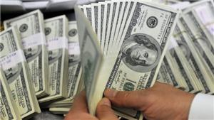 Thâm hụt ngân sách của Mỹ tăng kỷ lục