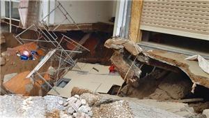 Đề xuất phương án khắc phục sự cố sụt lún đất ở Chương Mỹ