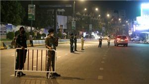 Covid-19 bùng phát, Campuchia phong tỏa thủ đô Phnom Penh
