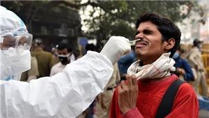 Ấn Độ ghi nhận hơn 200.000 ca mắc mới Covid-19 trong 1 ngày