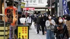 Dịch Covid-19: Chính phủ Nhật Bản áp đặt biện pháp phòng dịch trọng điểm thêm 4 địa phương