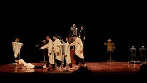 Vở diễn 'Edip làm vua' tham dự Liên hoan các Trường đào tạo nghệ thuật sân khấu châu Á lần thứ VI năm 2021
