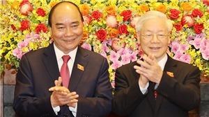 Nghị quyết miễn nhiệm, bầu chức vụ Chủ tịch nước