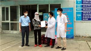 Dịch Covid-19: Bệnh nhân cuối cùng điều trị tại Hải Dương được ra viện