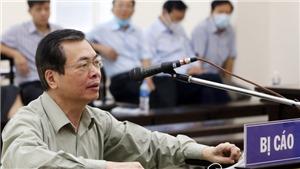 Cựu Bộ trưởng Bộ Công Thương Vũ Huy Hoàng bị đề nghị mức án từ 10-11 năm tù