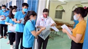 Thí sinh bắt đầu đăng ký dự thi tốt nghiệp Trung học phổ thông 2021