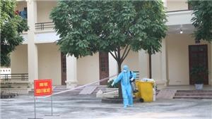 Truy tìm đối tượng bỏ trốn khỏi khu cách ly Covid-19 tập trung tại Phú Thọ