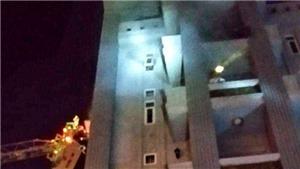 Giải cứu hàng chục người trong vụ cháy chung cư tại TP HCM