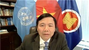 Việt Nam chủ trì phiên họp công khai cuối cùng trên cương vị Chủ tịch HĐBA về tình hình Syria