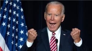 Tổng thống J.Biden khẳng định 'nước Mỹ đã sẵn sàng cất cánh'