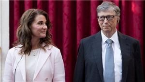 Vợ chồng tỉ phú Bill Gates ly hôn sau 27 năm chung sống